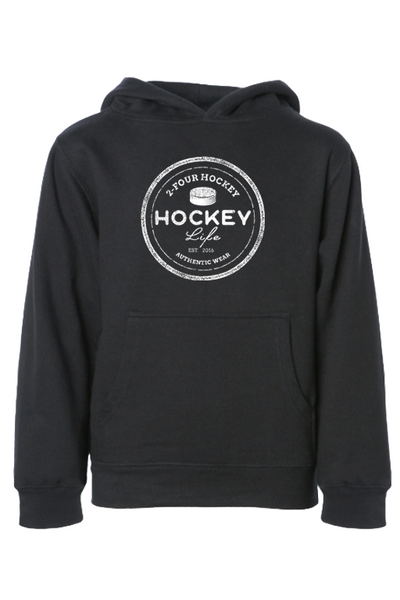 Hockey Apparel - 24 Hockey Youth Hoodie All Day Every Day