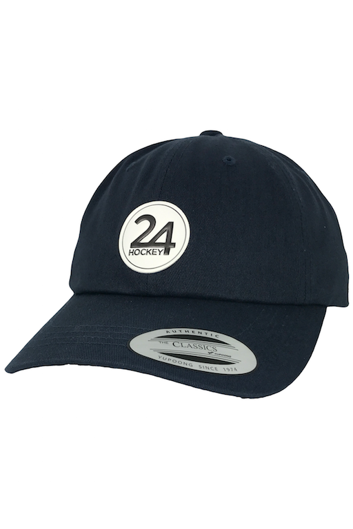 24 Hockey Dad Hat