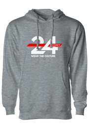 Hockey Apparel - 24 Hockey Hoodie Neutral Zone