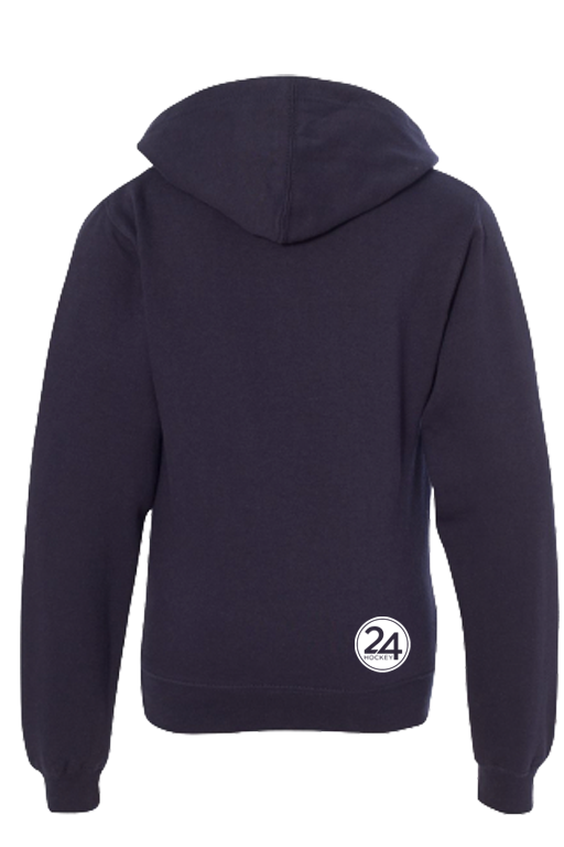 Hockey Apparel - 24 Hockey Youth Hoodie Off The Crossbar