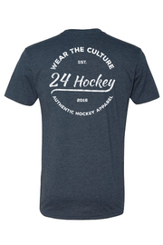 Hockey Apparel - 24 Hockey Tee One Timer