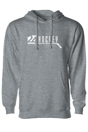 Hockey Apparel - 24 Hockey Hoodie The GreyLiner