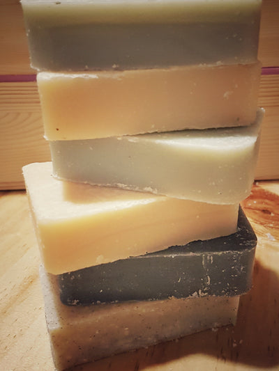 Cold Process Soapmaking Class (Jan 19, 2020)
