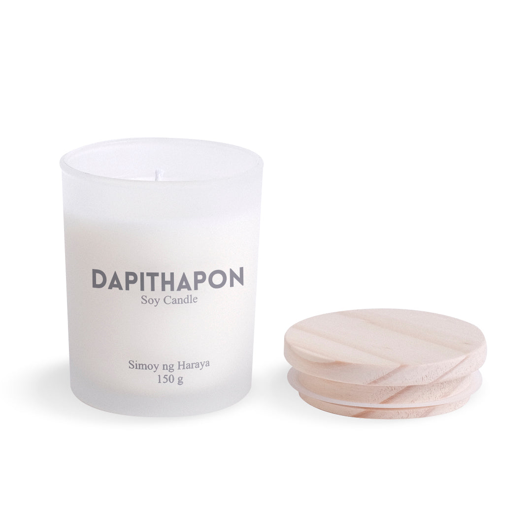 Dapithapon Soy Candle