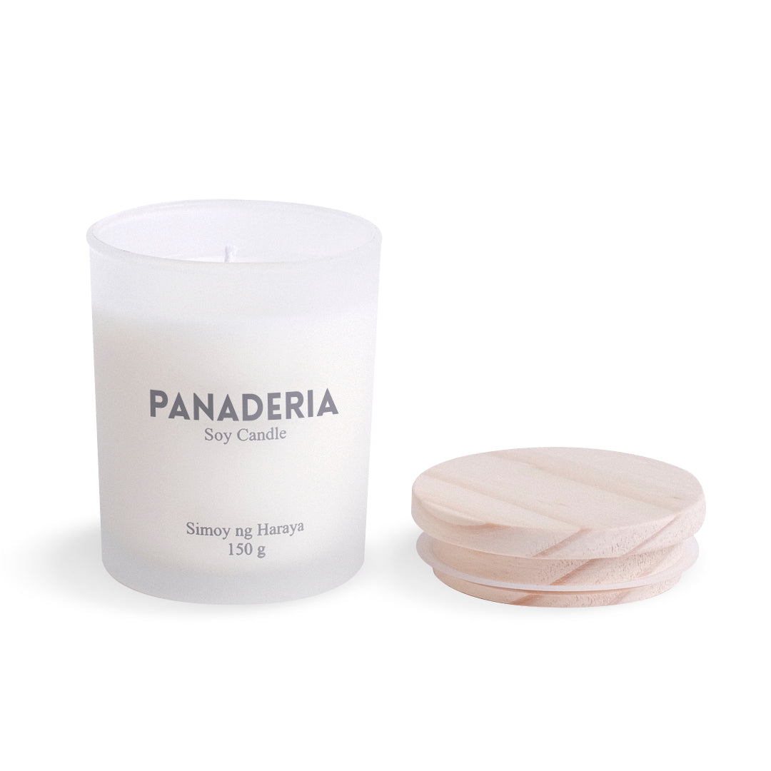 Panaderia Soy Candle - Pre-order for delivery wk of Jan 23, 2021