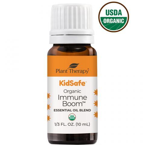 Immune Boom Organic KidSafe Essential Oil 10 mL