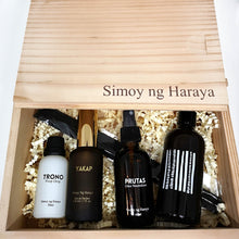 Gift Set in a wooden box