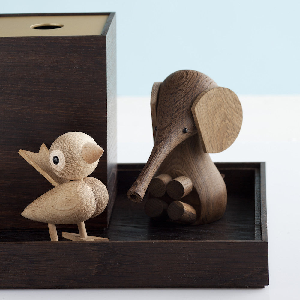 Urbaani Elephant Wooden Toy | Arlo Interiors