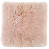 Hides of Excellence Mongolian Sheepskin Cushion | Arlo Interiors