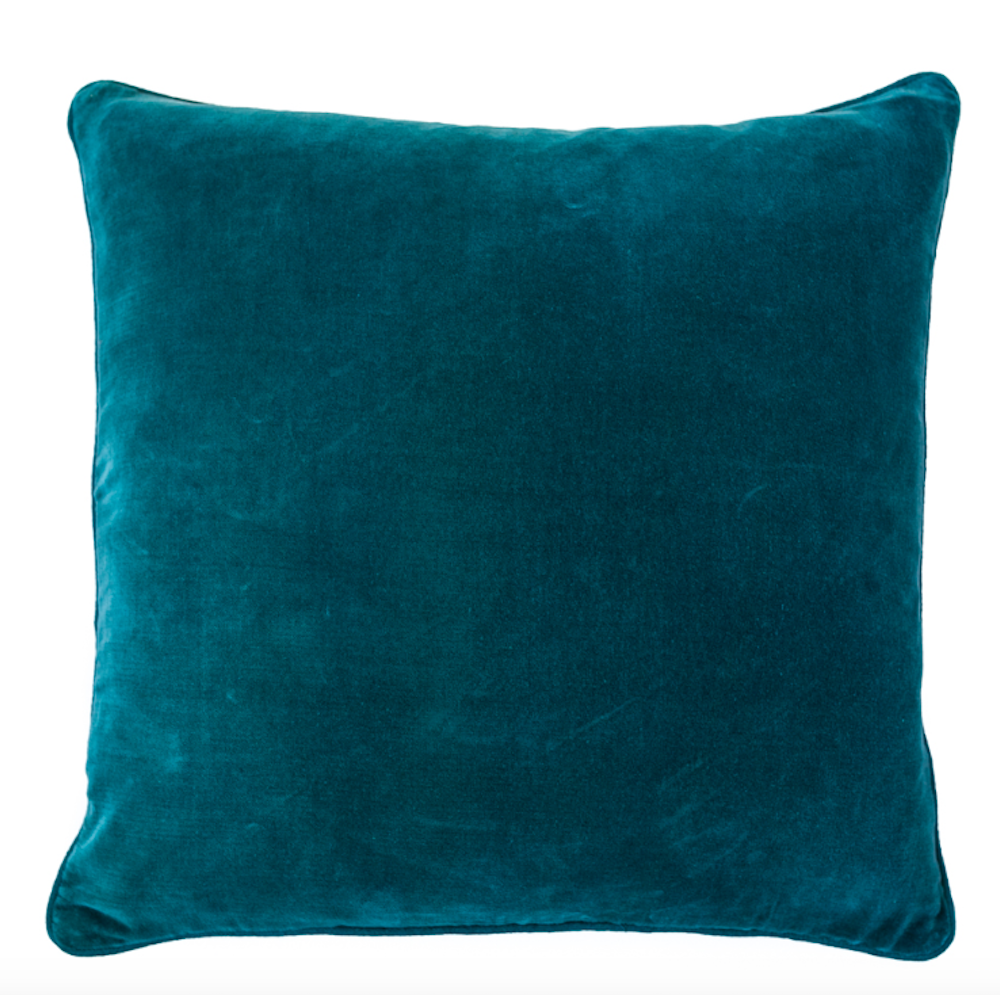 Eadie Lifestyle Velvet cushion | Arlo Lifestyle
