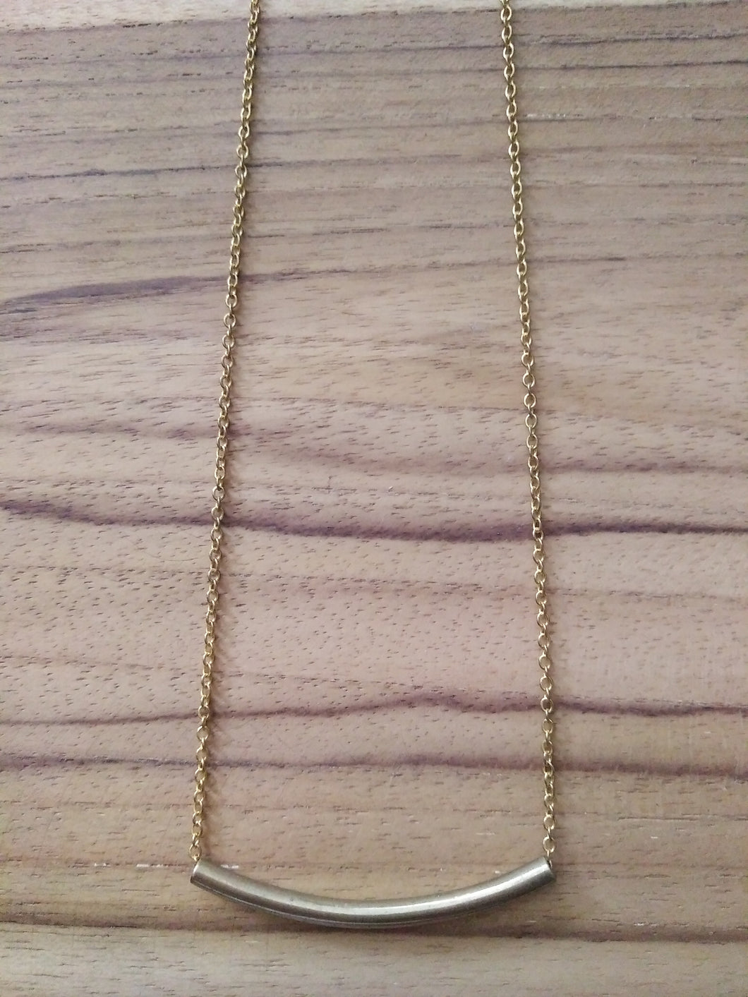 Necklace Geometric Stick