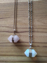 Necklace Love Hexagon S
