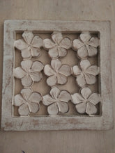 Traditional Balinese Carving Frangipani Flower