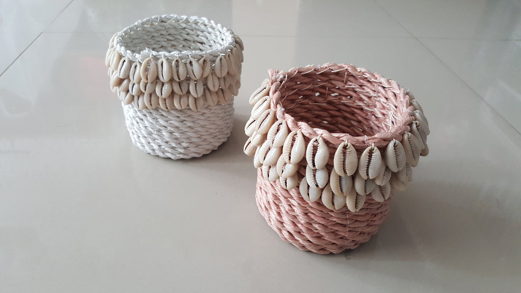 Basket Rope Shell M