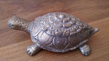Brass Decor Turtle