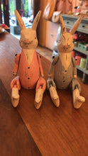 Wooden Animal Sitting