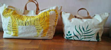 Canvast Hand Bag