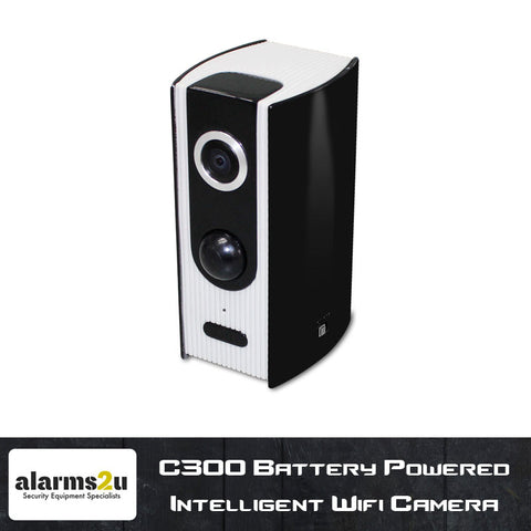 C300 Battery Intelligent WiFi Camera