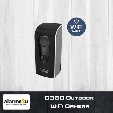 C380 Outdoor Rechargeable WiFi Camera