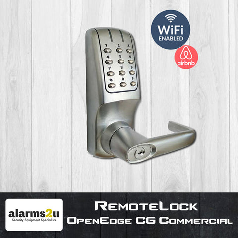RemoteLock OpenEdge CG Commercial WiFi Smart Lock
