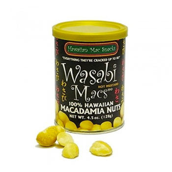 4.5oz Hamakua Mac Nuts Wasabi