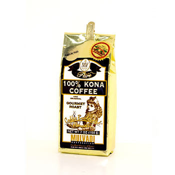 7oz 100% Kona Coffee Ground