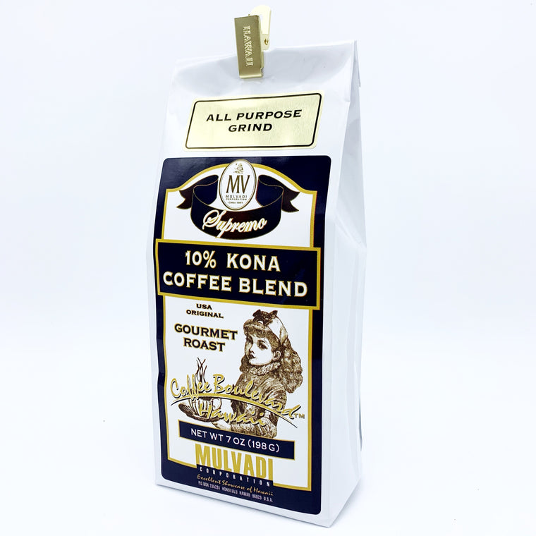 10% Kona Blend Coffee Regular Ground