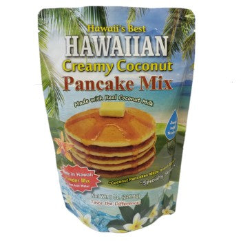 8oz Hawaii's Best Coconut Pancake Mix