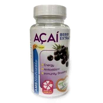 Acai Berry Extract (60 caps)