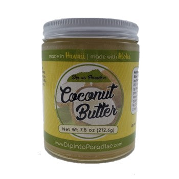 Dip into Paradise Coconut Butter Spread