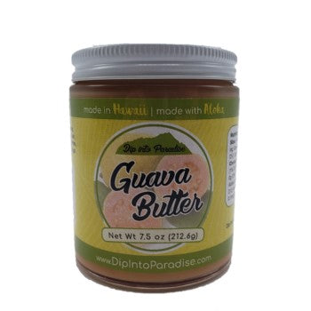 Dip into Paradise Guava Butter Spread
