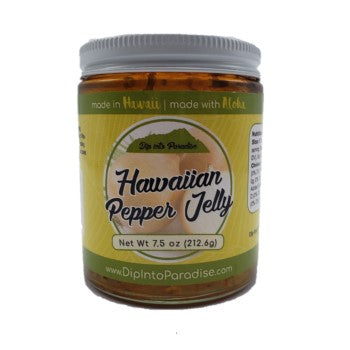 Dip into Paradise Hawaiian Pepper Jelly