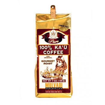 7oz Ka'u Coffee Ground