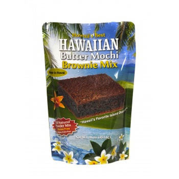 16oz Hawaii's Best Brownie Butter Mochi
