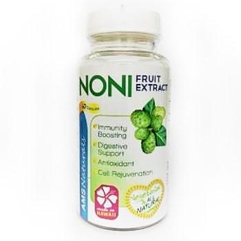 Noni Fruit Extract (60 caps)