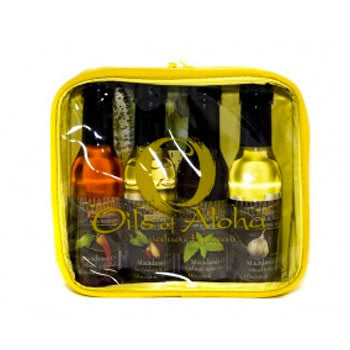 4- 5oz Oils of Aloha Gift sampler