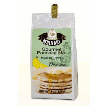 8oz Mulvadi Pancake Mix Banana
