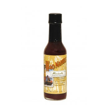 5.5oz Wao Nahele Hot Sauce