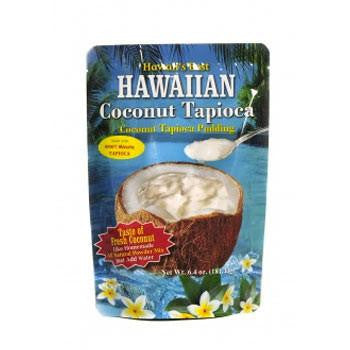 6.4oz Hawaii's Best Coconut Tapioca Pudding
