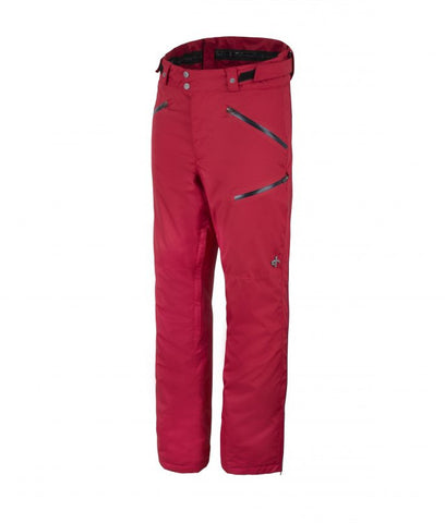 Cross Mens Pro Ski Pants Jester Red