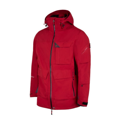 Cross Mens Edge Cargo Jkt Jester Red