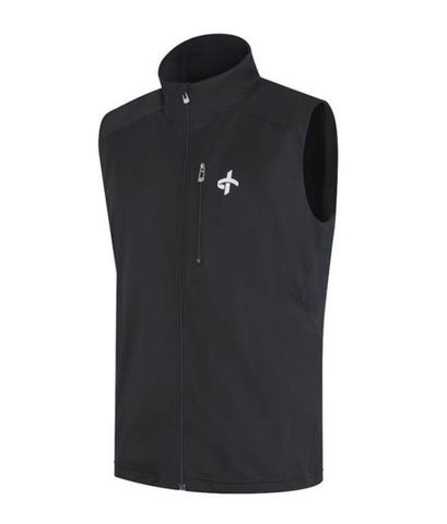 Cross M Wind Vest Sort