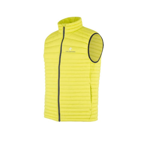 Cross M Pro Down Vest Lime