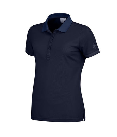 Cross Womens Classic Polo Navy