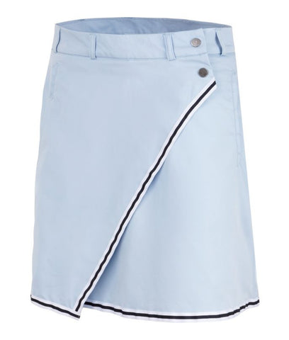 Cross Womens Line H2off Skort Lys Blå