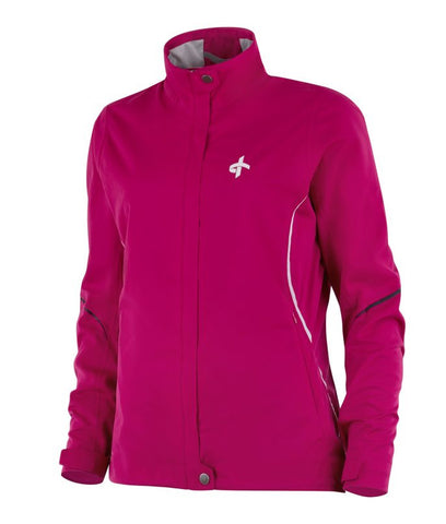 Cross Womens Pro Jacket Cerise