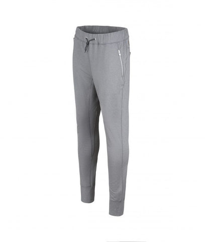 Cross Mens Tech Track Pants Grå Melange