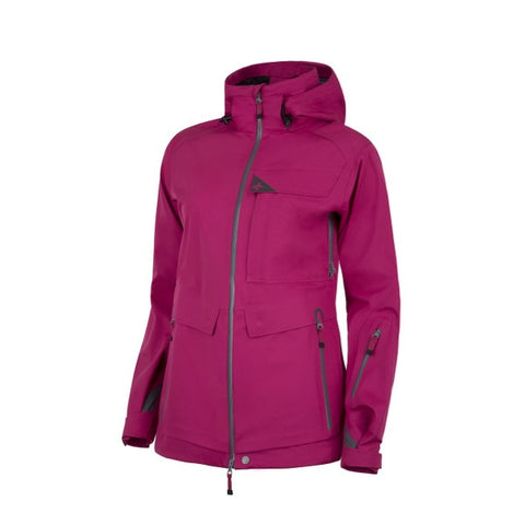 Cross Womens Edge Cargo Jkt Cerise