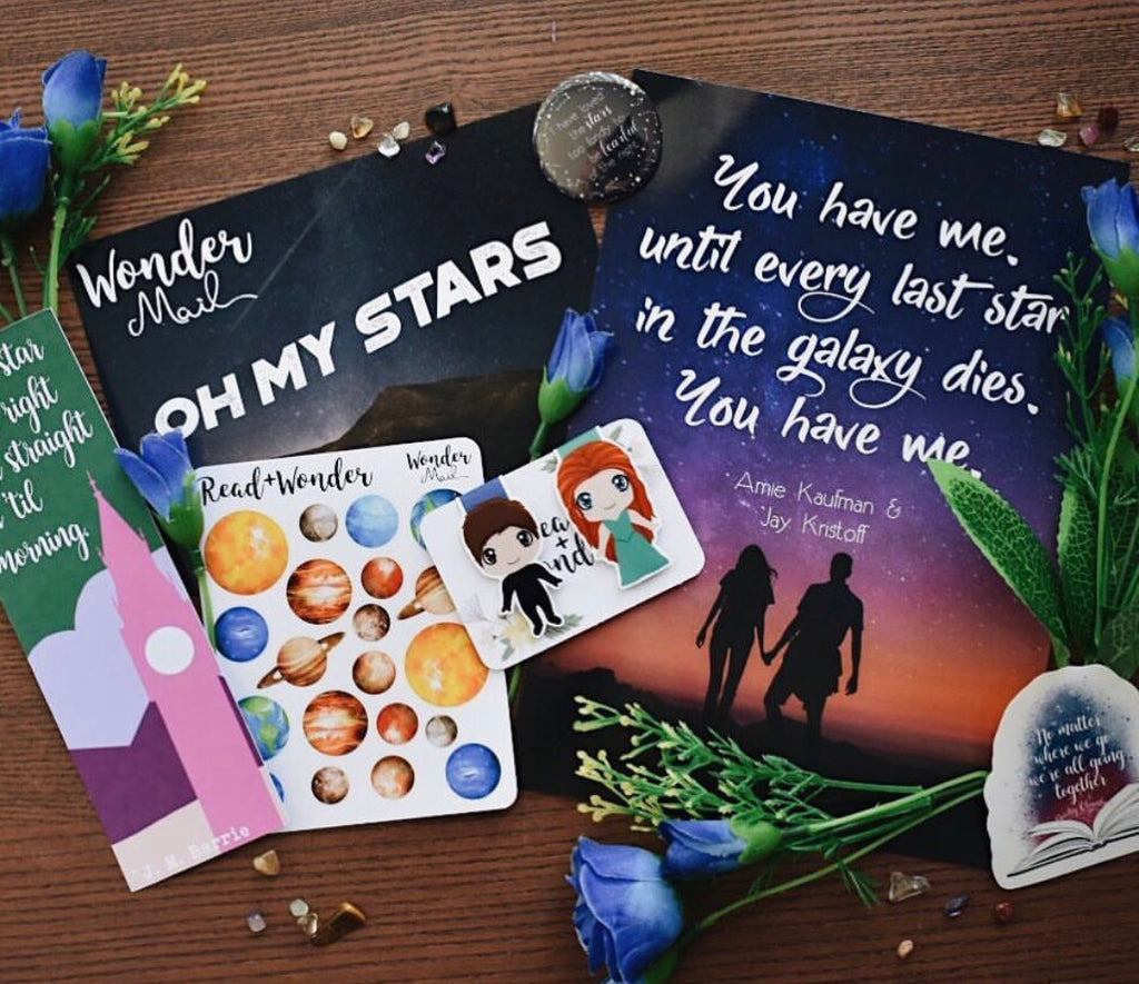 March 2018 'Oh My Stars' WonderMail