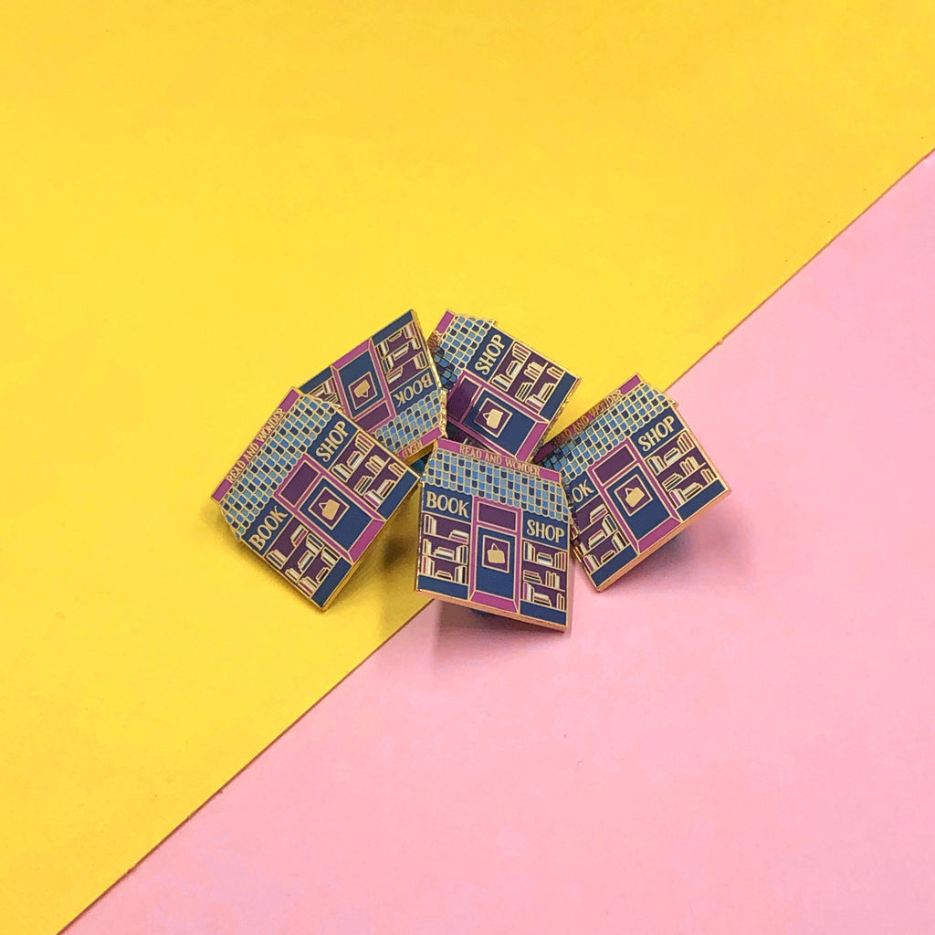 Seconds Quality Enamel Pins